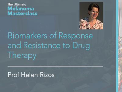 Biomarkers of Response and Resistance to Drug Therapy | 17 min