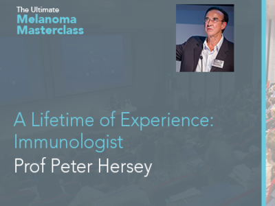 A Lifetime of Experience: Immunologist Prof Peter Hersey | 23 min