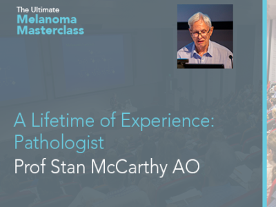 A Lifetime of Experience: Pathologist Prof Stan McCarthy AO | 8 min