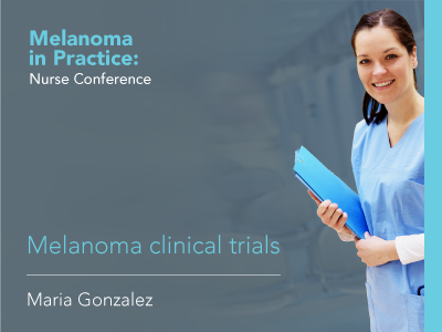 Melanoma clinical trials | 21 min
