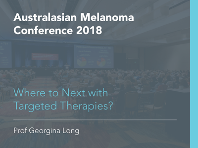 Where to Next with Targeted Therapies? | 33 min