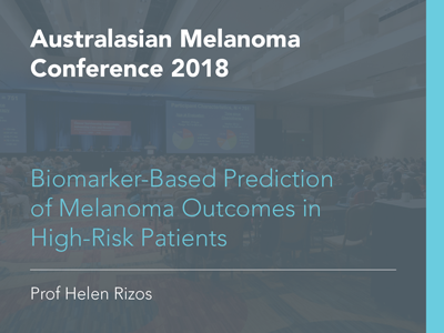 Biomarker-Based Prediction of Melanoma Outcomes in High-Risk Patients | 18 min