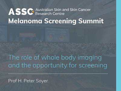 The role of whole body imaging and the opportunity for screening | 16 min