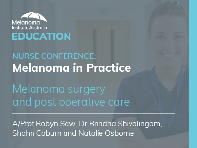 Melanoma surgery and postoperative care | ACN Accredited | 74 min
