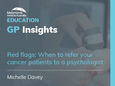 Red flags: When to refer your cancer patients to a psychologist | 4 min