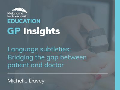 Language subtleties: Bridging the gap between patient and doctor | 4 min