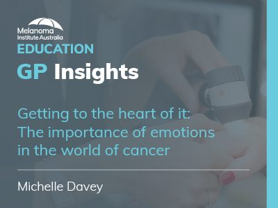 Getting to the heart of it: The importance of emotions in the world of cancer | 7 min