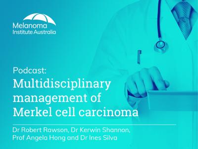 Multidisciplinary management of Merkel cell carcinoma   28 min